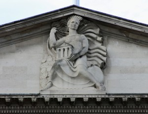 Bank of England - Lady of the Bank