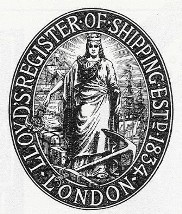 Lloyd's Register seal (image found online)