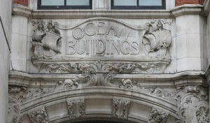 Ocean Buildings - off Moorgate