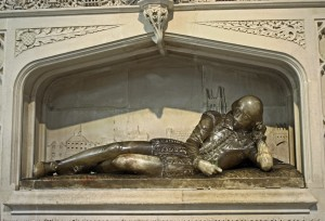 Shakespeare Memorial - Southwark Cathedral