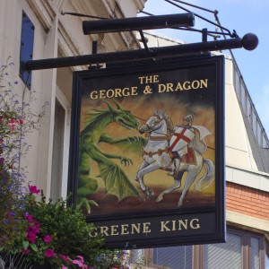 The George and Dragon, Cleveland Street, Bloomsbury