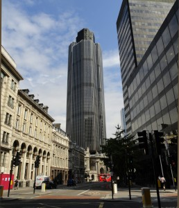 Tower 42 - built as NatWest Tower