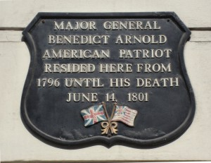Arnold, Benedict - Gloucester Pl - Sony311