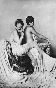 Dolly Sisters - image found online