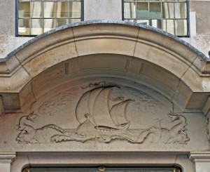 Ship, Viking - New Bond Street