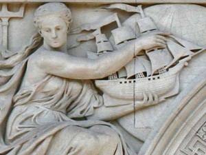 Ship on Foreign and Commonwealth Office - Europe