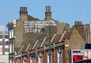 Street Art - Occupy - Canon235