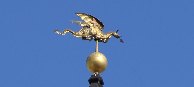 Dragons in London  (2)