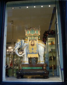 Elephant - Thomas Goode + Co, 19 S Audley St, Mayfair