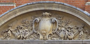 Musical instruments - Royal Court Theatre, Sloane Square