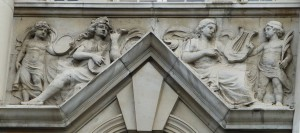 Musicians - Novello Theatre, Aldwych at Catherine St