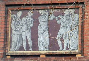 Panel, Music - Museum of Childhood, Bethnal Green