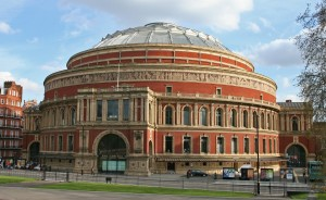 Royal Albert Hall, Kensington Gore