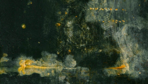 Whistler - Nocture in Black and Gold, Detriot Institute of Arts