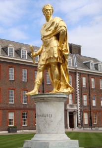 King Charles II at Royal Hospital Chelsea